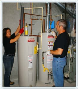tankless water heater installation Houston