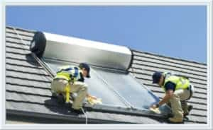 solar water heaters Houston
