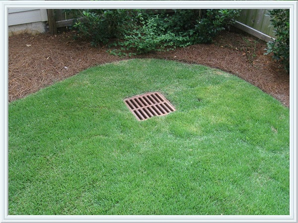 Yard Drains Speedway Plumbing Houston Texas