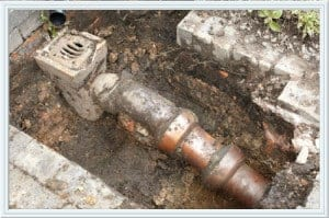 sewer line cleaning Houston