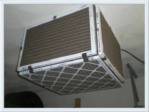 air filtration system Houston